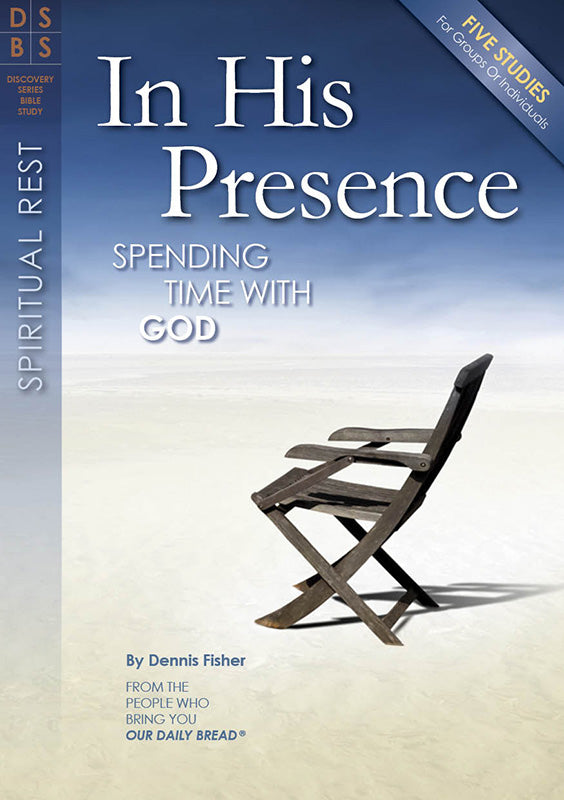 In His Presence (Bible Study Guide)
