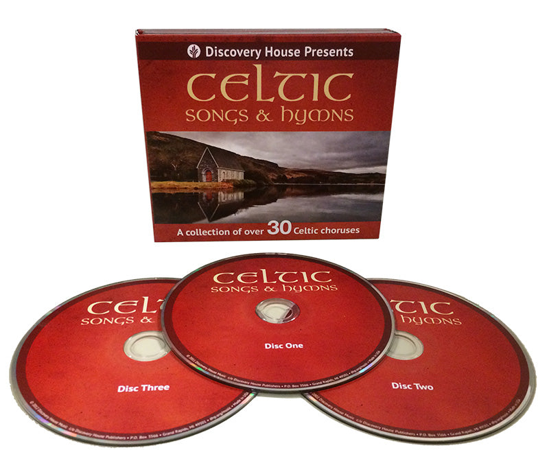 Celtic Songs and Hymns - 3 CD Collection