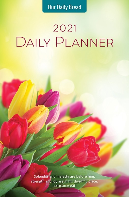 Our Daily Bread 2021 Daily Planner