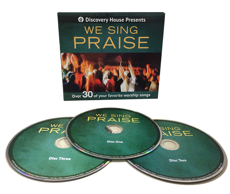 We Sing Praise - 3 CD Collection