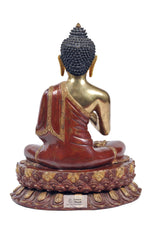 Load image into Gallery viewer, Teaching, Dharmachakra Mudra Buddha Statue