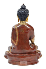 "Load image into Gallery viewer, Shakyamuni, Bhumisparsha ""Earth Touching"" Buddha Statue"