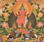 Load image into Gallery viewer, Aparamita Thangka