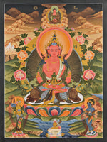 Load image into Gallery viewer, Amaramita  Thangka