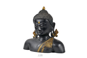 Antique finished Buddha Head