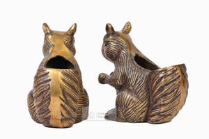 Pen Stand Squirrels