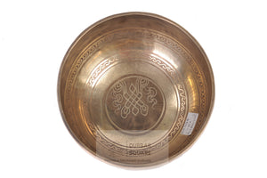 Endless Knot Signing Bowl