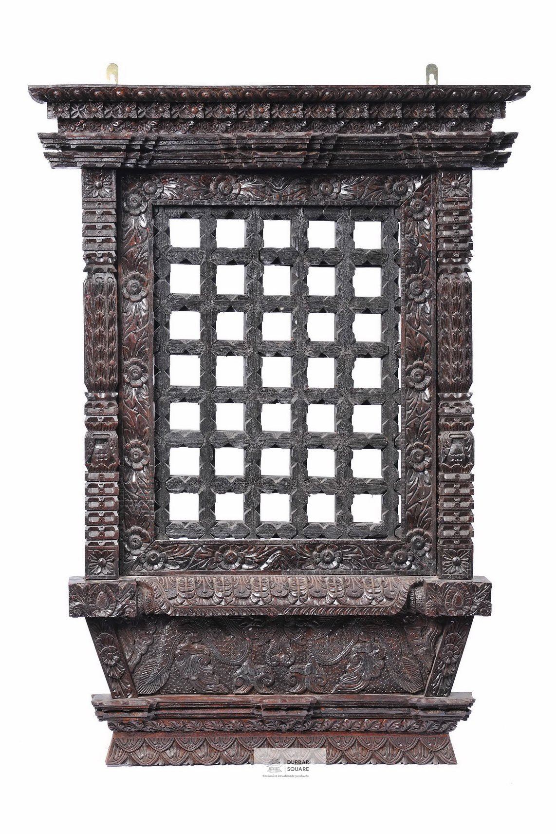 Ankhi Jhyal Wooden Window