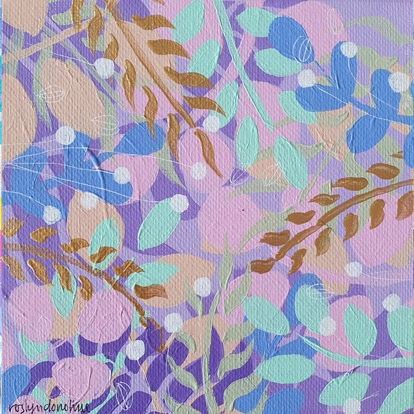 Steff Likes Purple (SOLD)