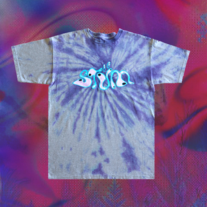 (1 Of 1) Ethereal Water Tee – Portal Grey