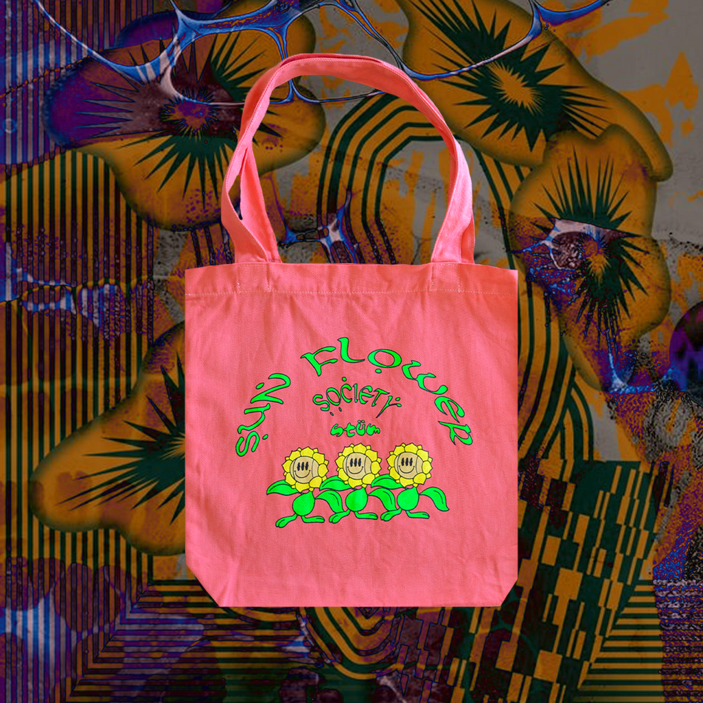 Sunflower Society Tote – Sun Rise