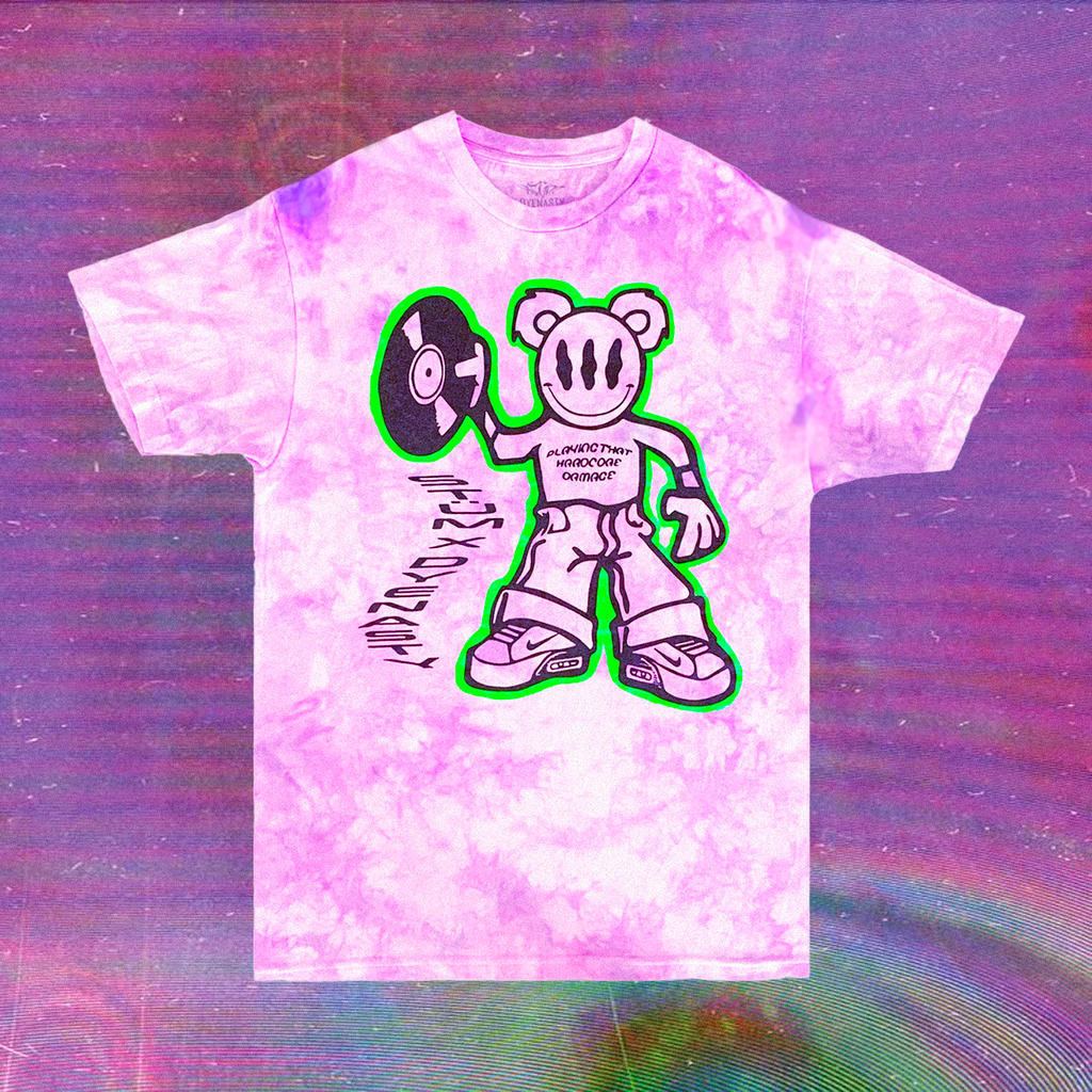 Magic Musc Bear Tee