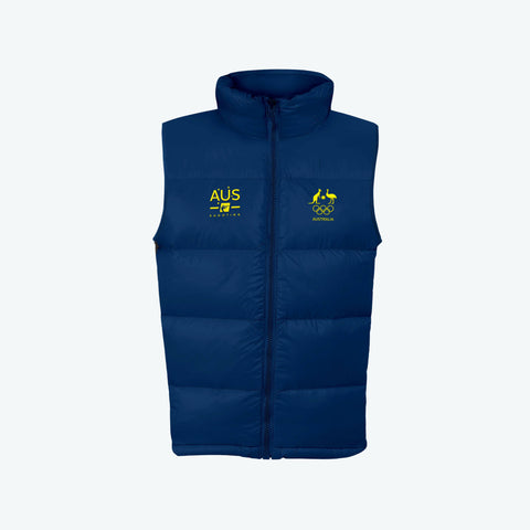AOC Shooting Adults Navy Supporter Vest