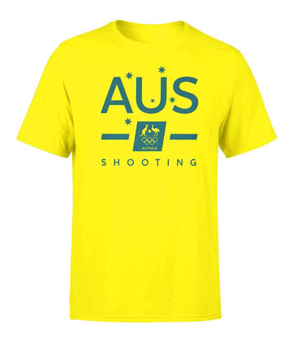 AOC Shooting Kids Gold Supporter Tee