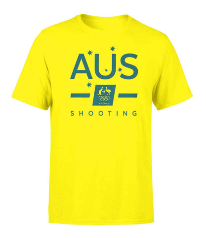 AOC Shooting Adults Gold Supporter Tee