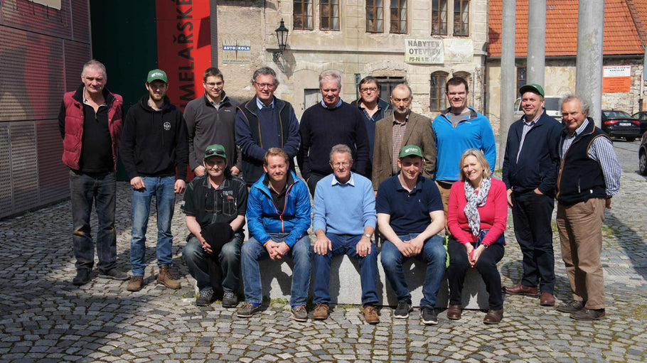 2018 EHL Hop Grower Visit to Prague