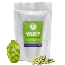 Load image into Gallery viewer, East Kent Golding T90 Hop Pellets - 5Kg