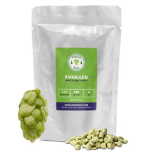 Load image into Gallery viewer, Fuggles T90 Hop Pellets - 5Kg