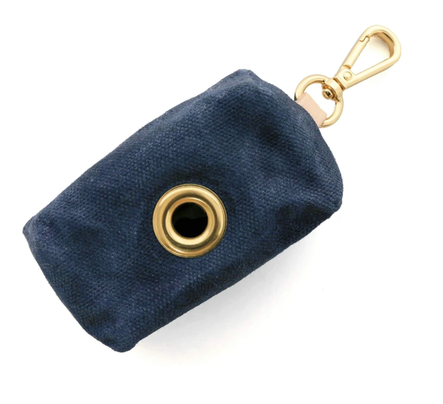 Ocean Waxed Canvas Waste bag Dispenser