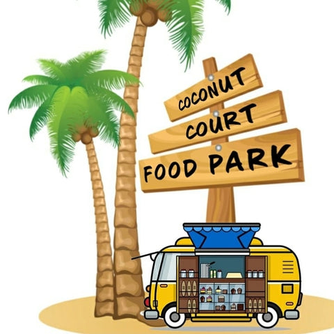 Coconut Court Food Truck St Augustine Florida South US1