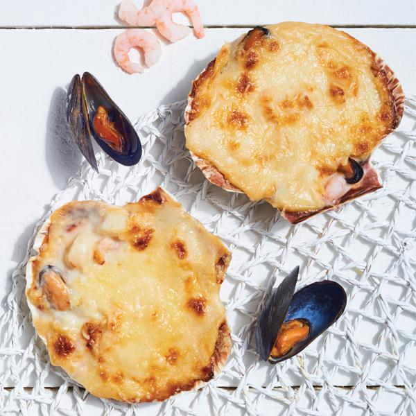 Coquilles St-Jacques