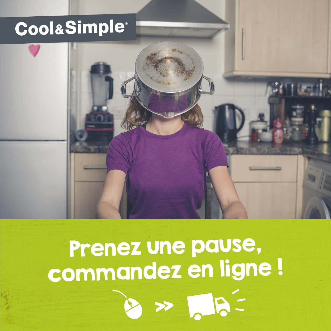 New! Cool&Simple delivers in several regions of Quebec!