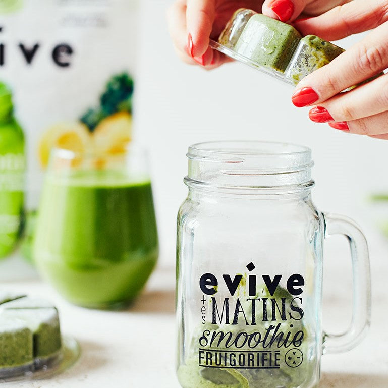 Les smoothies Evive