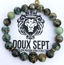 Load image into Gallery viewer, Doux Sept W/ African Turquoise