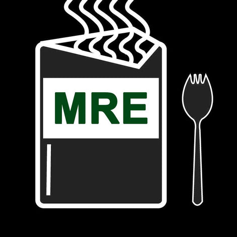 MRE Combat Rations