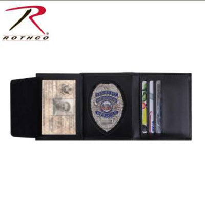 Rothco - Leather ID & Badge Wallet