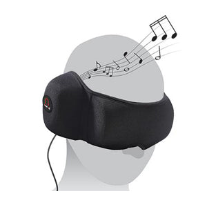 Travelmall - 3D Stereo Sleeping Mask with Integrated Headphones