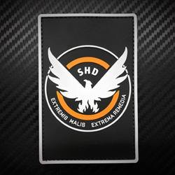Rubber Patch - Strategic Homeland Division (SHD) - Black-Tactical.com