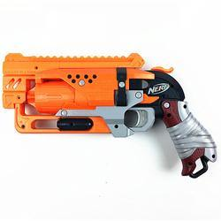 Front Barrel Kit for NERF ZS Hammershot 1 - Black-Tactical.com