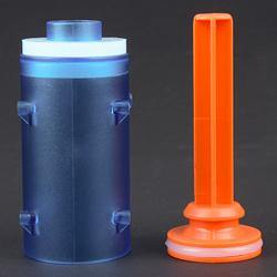 NERF Retaliator Replacement Plunger Tube Assembly (Large) - Black-Tactical.com