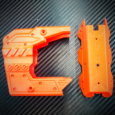 Front Barrel Kit for NERF ZS Hammershot 4