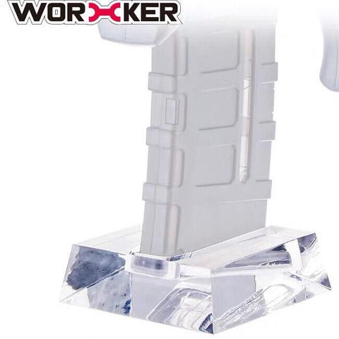 Worker Magazine Acrylic Stand (W1601) - Black-Tactical.com