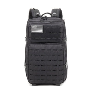 Black Stealth - 1 Day Backpack (BL097)