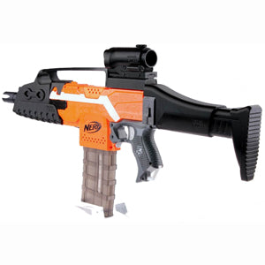 XM8 Buttstock for NERF Stryfe (F0029)