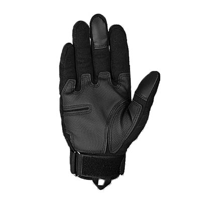 Black Stealth - Tactical Assault Hard Knuckle Touch Screen Glove