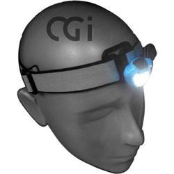 CGI - Headlight AAA/18650 (HsE-37) - Black-Tactical.com