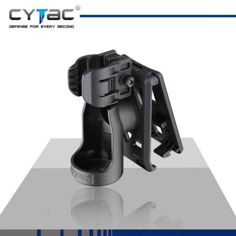 Cytac - CY-CN-FHB2 Universal Flashlight Fast Holder
