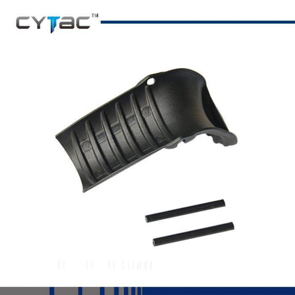 Cytac - CY-GA-G01 Glock Beavertail Grip - Black-Tactical.com