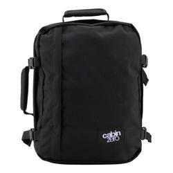 CabinZero - Classic 28L Backpack - Black-Tactical.com
