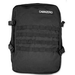 CabinZero - Military 44L Backpack (Gen 2) - Black-Tactical.com