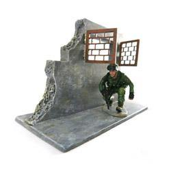 Die Cast - SA010 SOC Corridor Obstacle - Black-Tactical.com