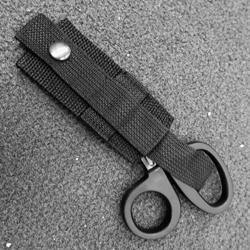 EMT Shears Pouch V2 - Black-Tactical.com