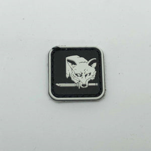 Rubber Patch - Foxhound (GITD)