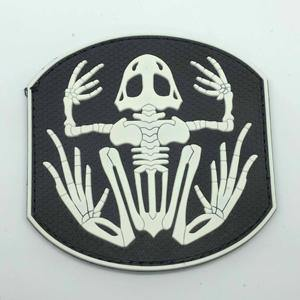 Rubber Patch - Frogman (Glow in the Dark)