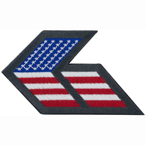 Gatorz - American Flag Embroidered G Patch