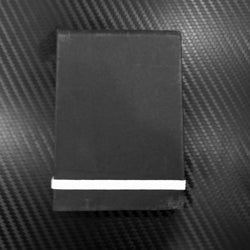 Hard Backed Notebook (High Quality)